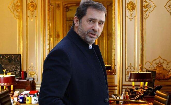Christophe Castaner à Matignon ? © Pierre Reynaud