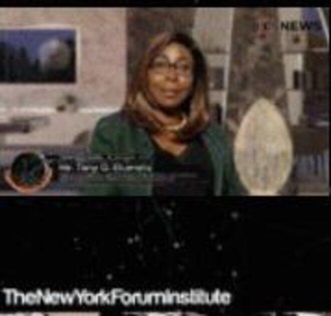NYF Institute | 1ère table ronde virtuelle sur la résilience africaine et l'après crise Covid-19 – Anne Marie DWORACZEK-BENDOME, journaliste et intervenante en Afrique.