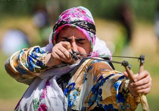 femme kurde en résistance à Rojava. © www.womendefendrojava.net