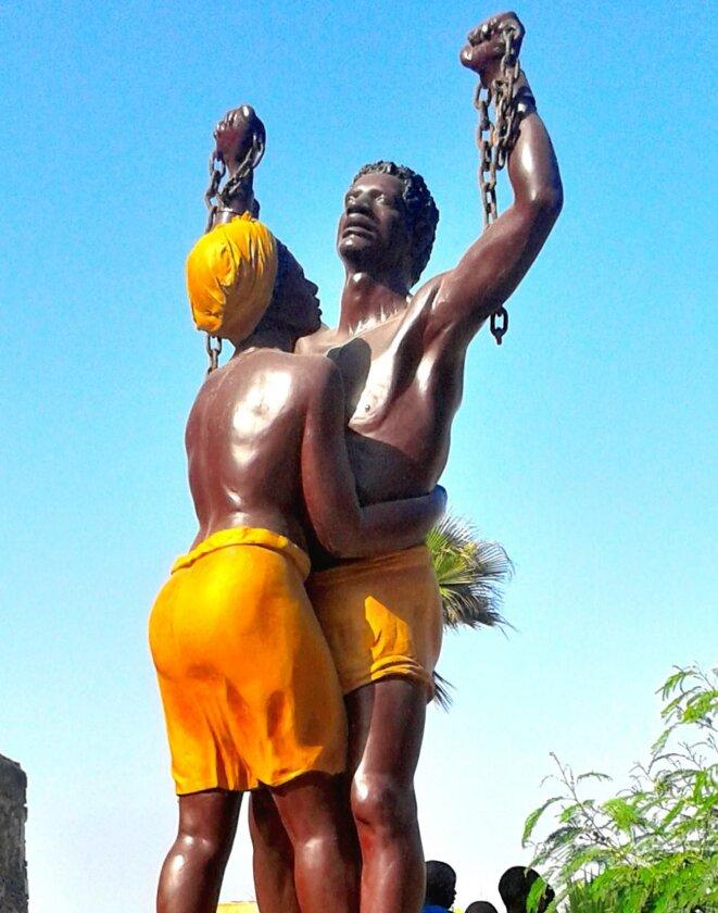 La libération de l'esclave - Gorée © A.H.G. Randon