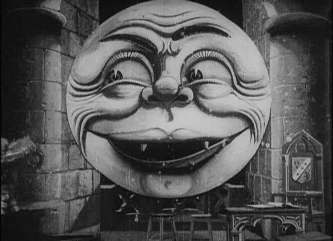 Le Voyage dans la Lune de Georges Méliès