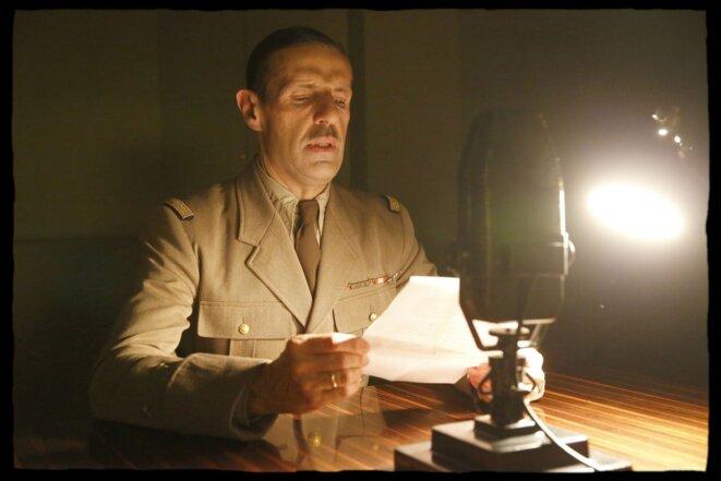 De Gaulle / Lambert Wilson (c) ALAIN GUIZARD SND © (c) ALAIN GUIZARD SND