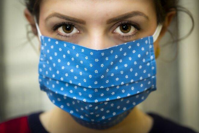 De l'objet-masque à la femme-(masquée)-objet ? © Christo Anestev