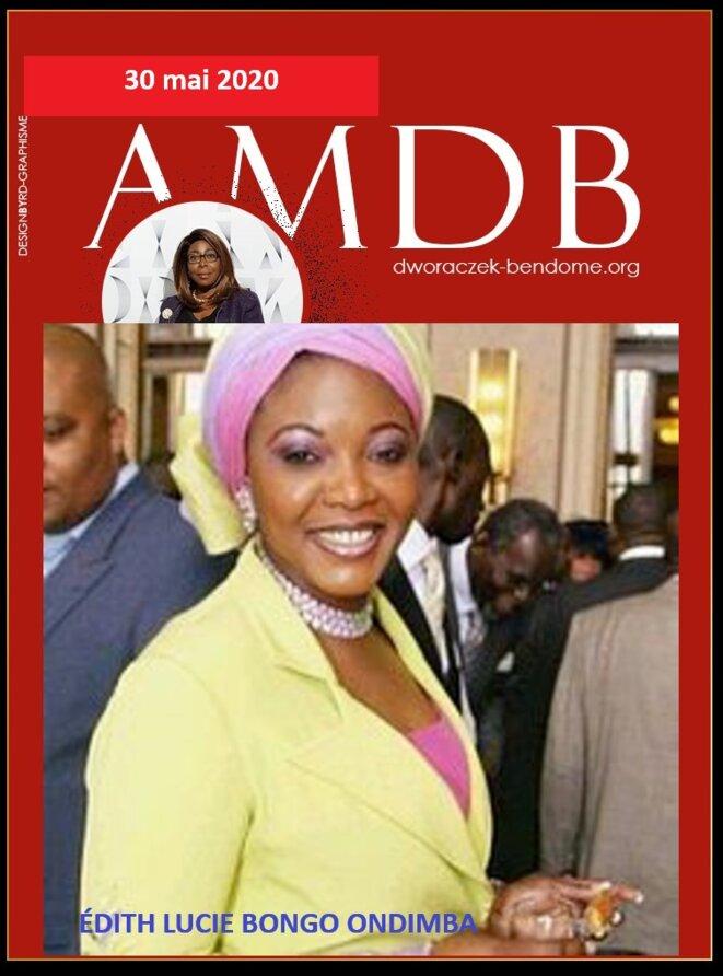 Feue Mme  ÉDITH LUCIE BONGO ONDIMBA