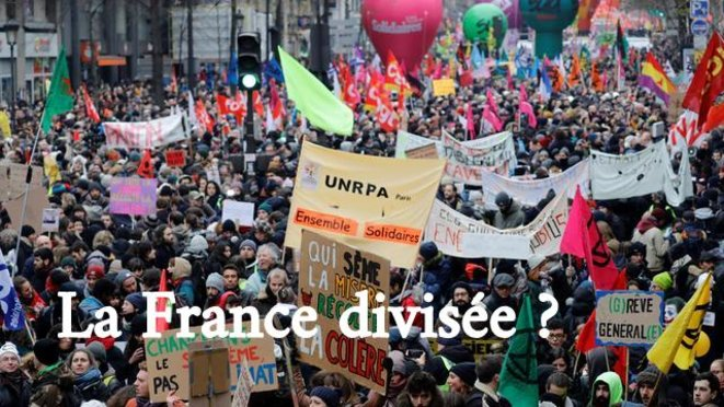 La France divisée ? © Pierre Reynaud