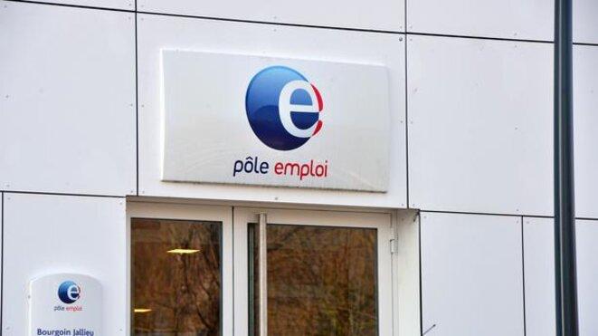Le chômage augmente ... © Pierre Reynaud