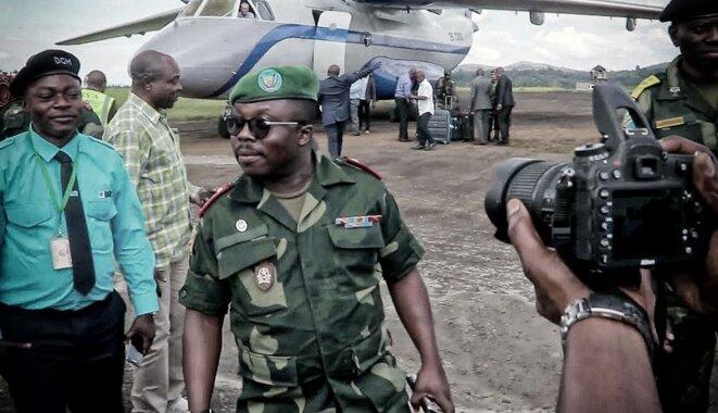 L'ancien patron du renseignement militaire, Delphin Kahimbi © DR