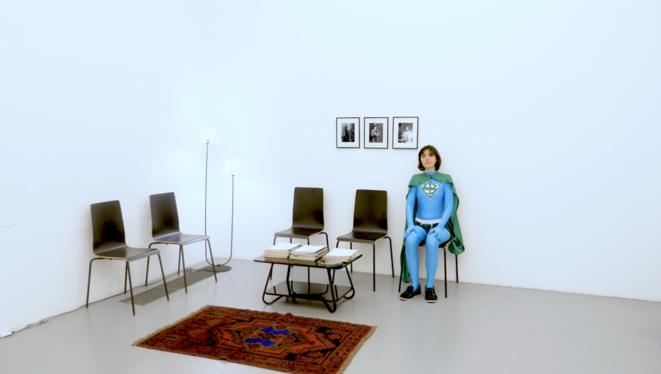 Louise Pressager, Rendez-vous manqué, vidéo, 2020, 5 min 55 sec., coproduction maison des arts de Malakoff © Louise Pressager, courtesy galerie Laure Roynette, Paris