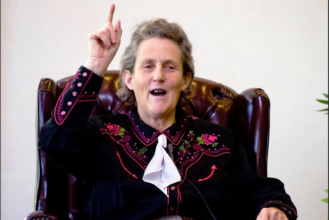 Author and professor Temple Grandin © (Leonard Ortiz/Digital First Media/Orange County Register via Getty Images)