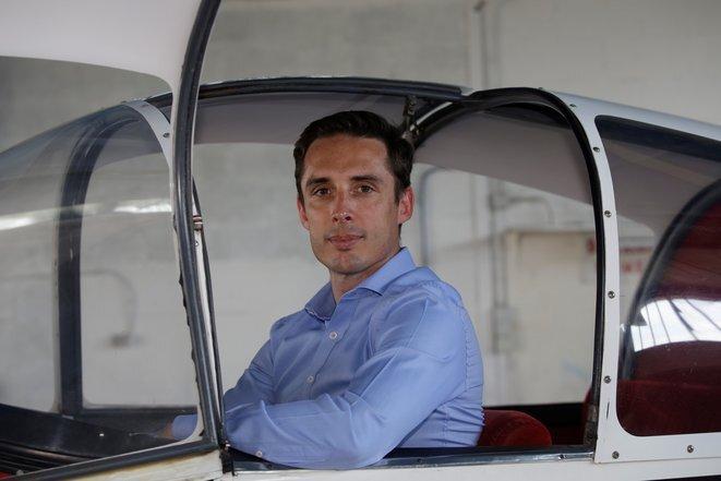 Le secrétaire d'État a été le «chef pilote» de la compagnie luxembourgeoise Jetfly. © AFP