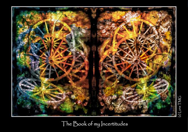 The Book of my Incertitudes © Luna TMG Flickr