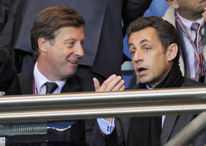FIFA - UEFA Sarko-bazin