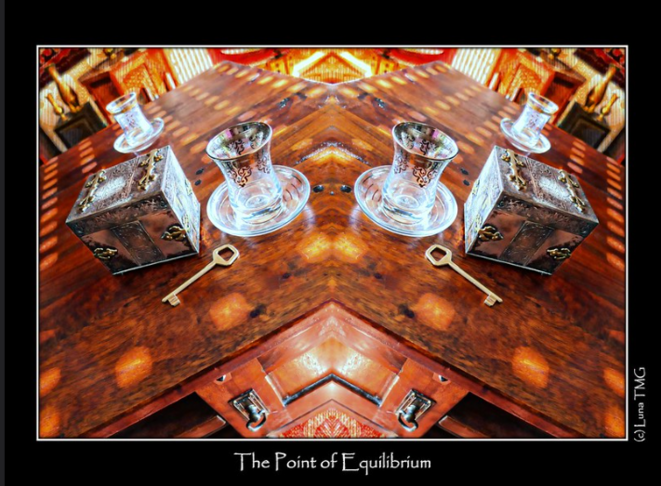 The Point of Equilibrium © Luna TMG flickr