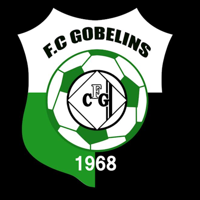 L'emblème actuel du FC Gobelins qui bientôt disparaîtra, tout comme l'appellation actuelle du club