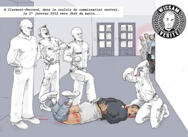 © Comité Vérité et Justice pour Wissam