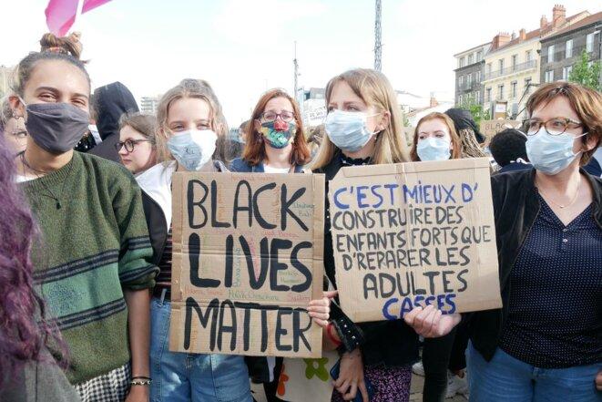 Black Lives Matter © Georges-André Photos