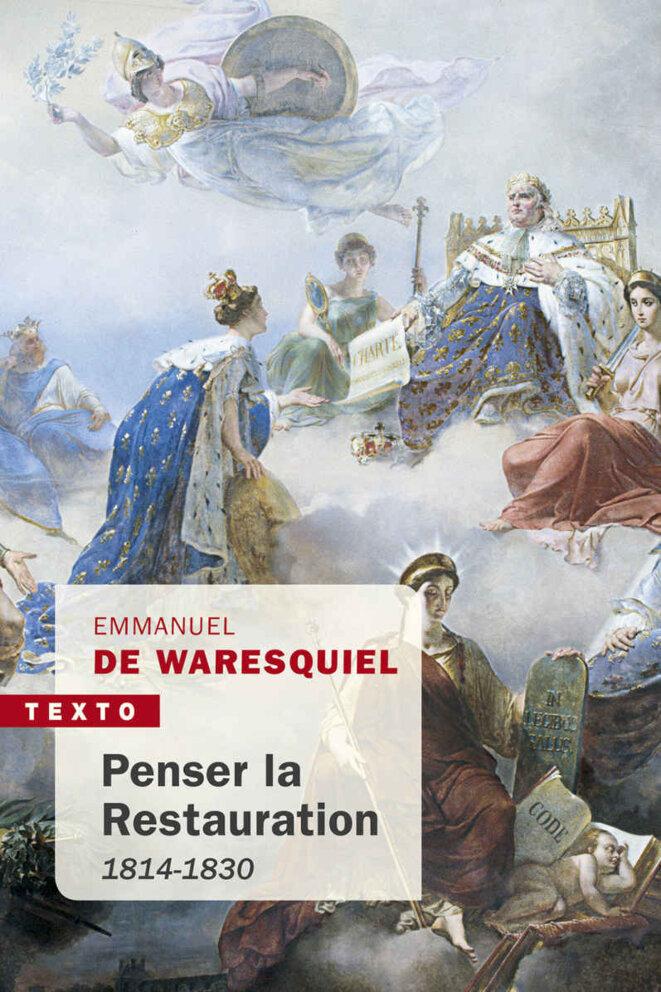 Blondel, La France reçoit de Louis XVIII la Charte constitutionnelle (détail) © Grand Palais