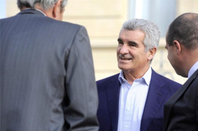Maire depuis 2001, Gérard Trémège est aussi poursuivi dans une autre procédure visant des marchés publics de la ville. © Tarbes.fr