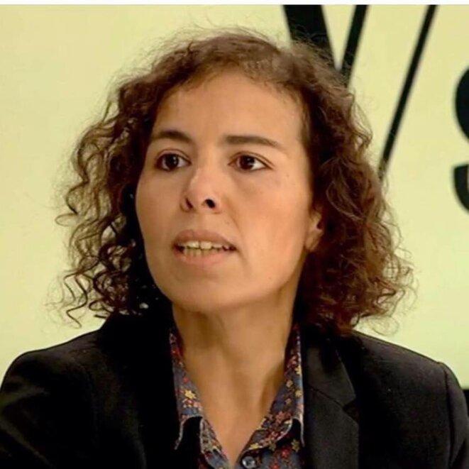 Fadila Maaroufi, ancienne éducatrice de rue bruxelloise