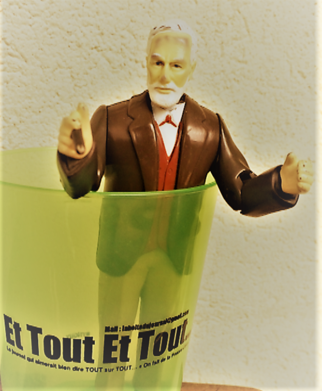 Freud Et Tout et Tout © Benjamin Royer