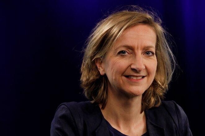 l'auteure Christine de Mazières © François Bouchon - Le Figaro