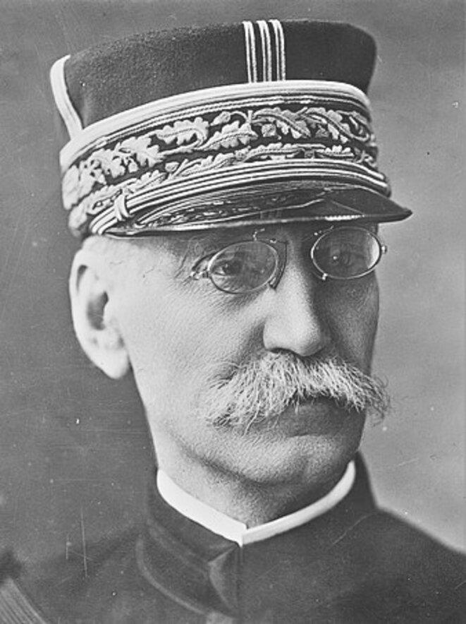 Le général Galieni