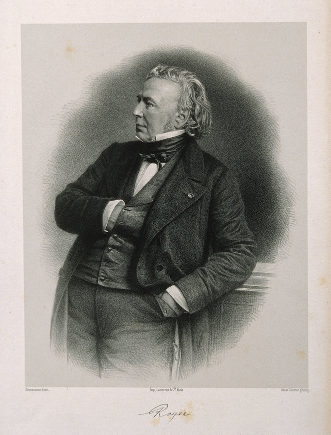 pierre-francois-olive-rayer-lithograph-by-bornemann-after-a-wellcome-v0004944