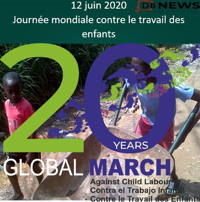 World Day Against Child Labour 2020 - Journée internationale contre le travail des enfants