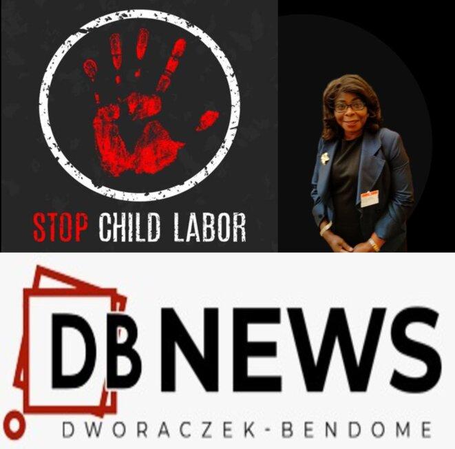 12 juin, Journée internationale contre le travail des enfants-2020-DBNEWS-ANNE MARIE DWORACZEK-BENDOME