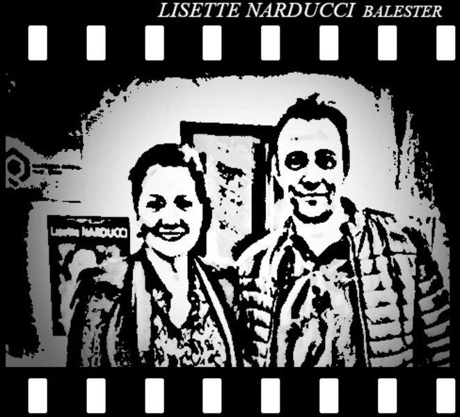 Lisette Narducci et Fabrice Balester © DG