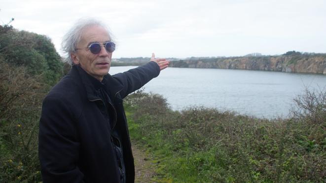 Michel Chevalier, docteur en géologie © Labo 148