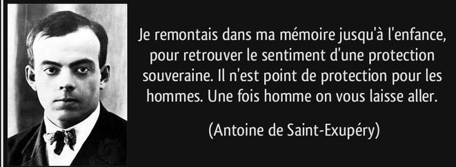 Extrait de Pilote de Guerre d'Antoine ST Exupéry © https://qqcitations.com/citation/140677