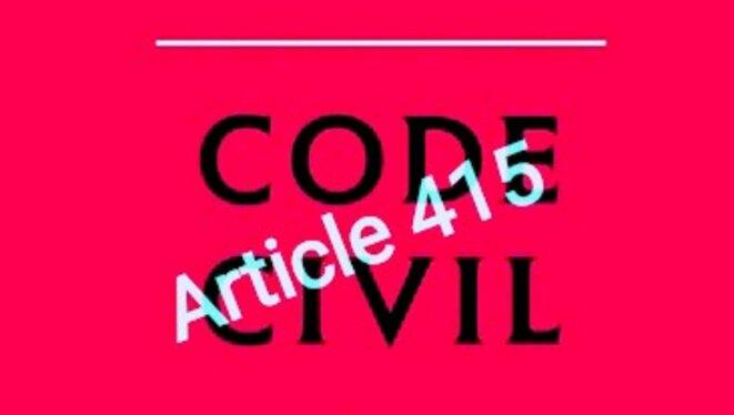Code Civil © F. Meziane