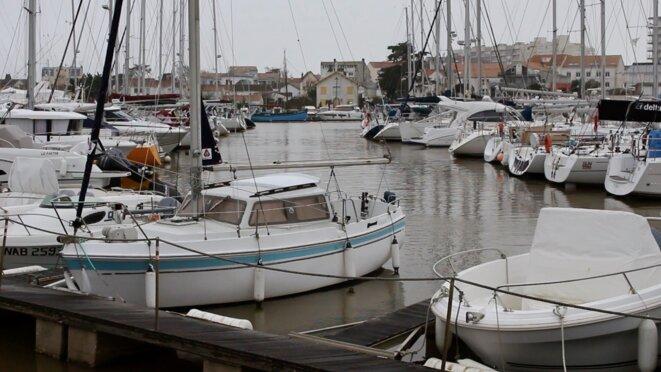 Port de plaisance de Saint-Gilles-Croix-de-Vie © Labo 148