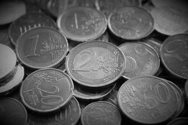 Pièces de monnaie © F. Meziane