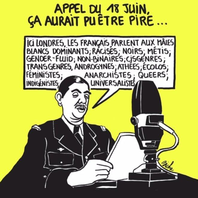 © Biche - Charlie Hebdo