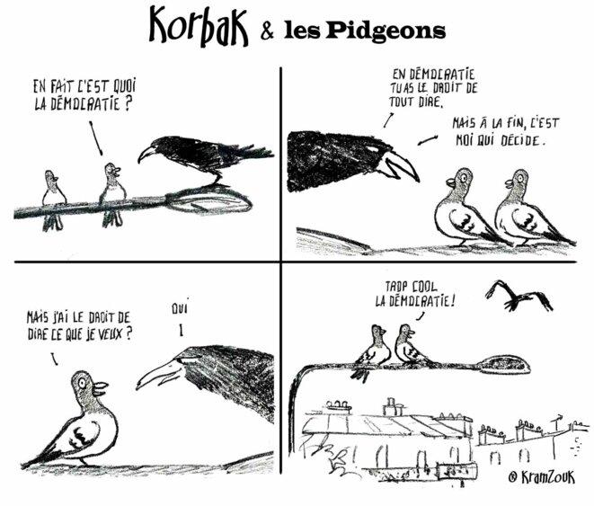 korbak&lespidgeons © KramZouK