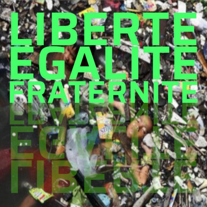 Liberté Egalité Fraternité pour tous