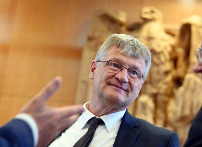 Jörg Meuthen le 9 juin 2020 à Karlsurhe. © Uli Deck / DPA-AFP