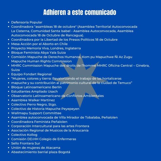 © Asociaciones mapuche de productores de legumbres