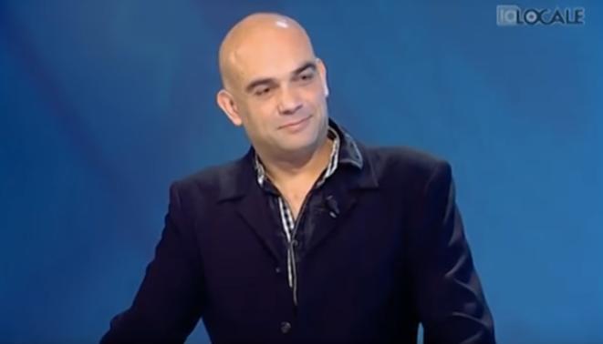 Stéphane Métro en 2014 © Capture d'écran, vidéo La locale