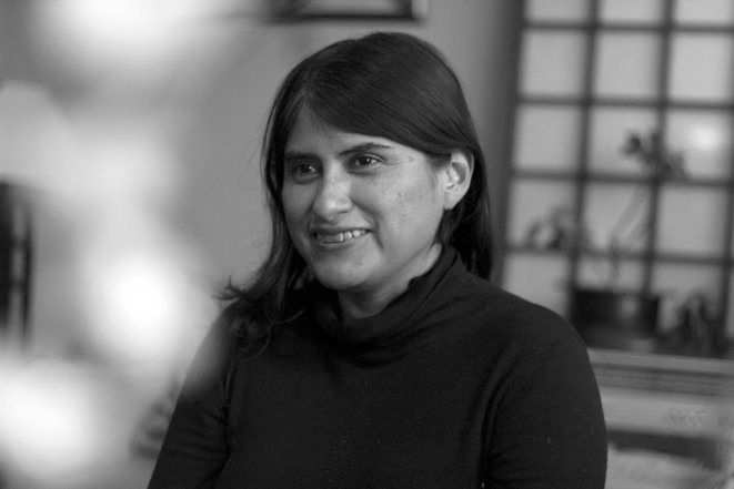 "Melina León, réalisatrice du film ""Canción sin nombre"" © DR"
