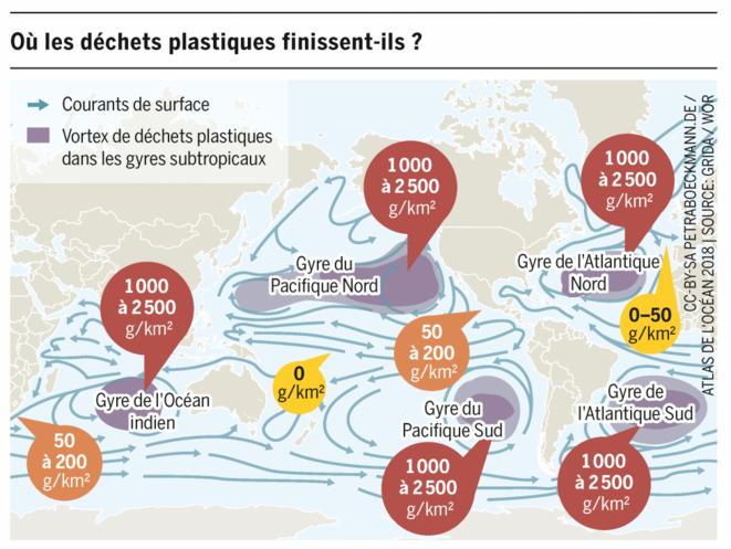 Atlas du plastique © Fondation Heinrich Böll