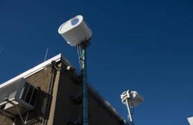 Antennes de transmission pour les réseaux de Trading Haute Fréquence