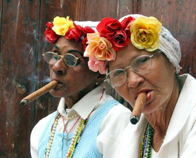 Cubaines descendantes d'esclaves © Photo-Libre.fr