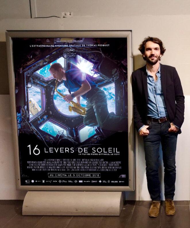 Pierre-Emmanuel Le Goff © La 25e heure