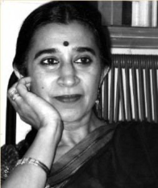 l'auteure Anjana Appachana © DR