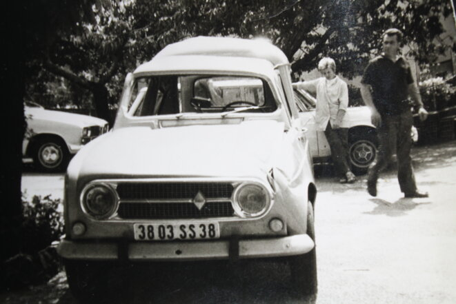 Renault Auto Losange ! © Patrice Morel