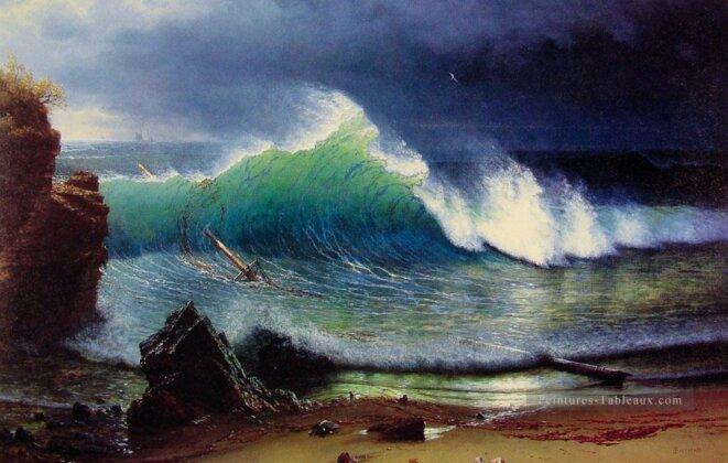 Tableau d'Albert Bierstadt