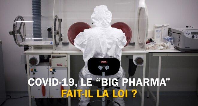 Big Pharma et les conflits d'intérêts © Pierre Reynaud